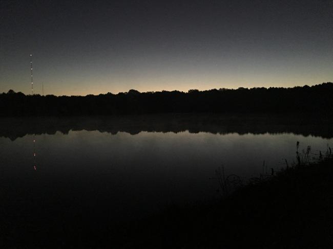 Dawn at Shelby Farms, Memphis, TN